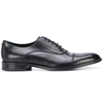Spitze Derby-Schuhe