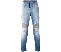 Jogginghose im BikerLook