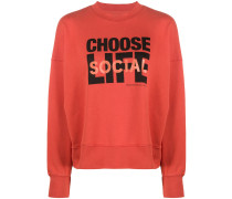 'Choose Social' Sweatshirt