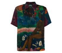 'Gauguin' Hemd mit Print