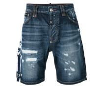 'So High' Jeans-Shorts