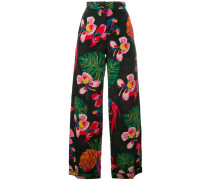Tropical Dream palazzo pants
