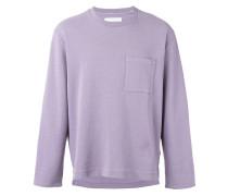 Sweatshirt mit aufgesetzter Tasche - men