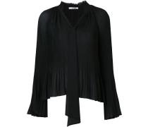 Bluse mit plissierten Details - women