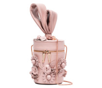 Pink bonnie lilico cross body bag