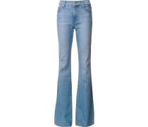 'Noha' Jeans mit ausgestelltem Bein - women