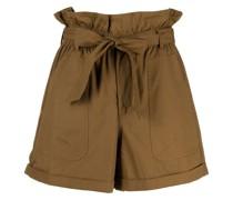 tie-fastening shorts