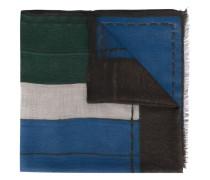 Schal mit Foto-Print - men - Modal/Kaschmir