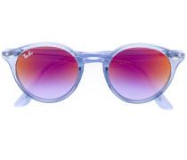 Runde Sonnenbrille mit Farbverlauf - unisex
