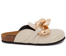 Loafer mit Kettendetail