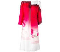 - Seidenkleid mit Farbverlauf - women - Seide - 42