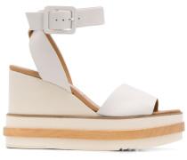 'Zulay' Wedge-Sandalen