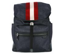 printed Tenzing backpack
