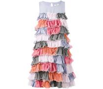 - Gerüschtes Kleid im Lagen-Look - women