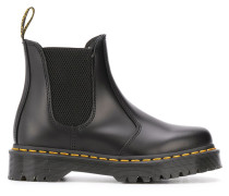 2976 leather Chelsea boots