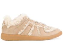 Replica shearling sneakers