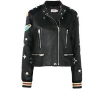 solar system patch jacket
