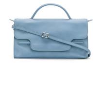 fold over mini tote bag