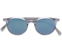Delray round-frame sunglasses
