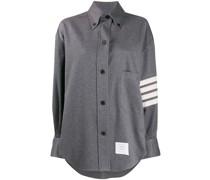 Hemdjacke mit Streifen