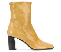 Jaune ankle boots