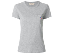 logo chest pocket T-shirt