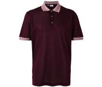 Poloshirt mit Kontrastdetails - men - Baumwolle