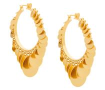 Embera hoop earrings