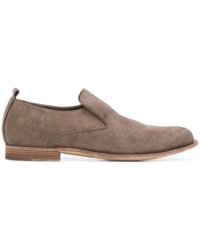 Officine Creative Italia Herren Loafer mit mandelförmiger Kappe