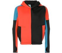 Energy hooded jacket