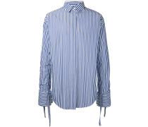 Gestreiftes 'Veil Macro' Hemd