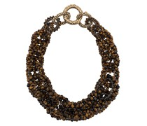 'Tiger Eye' Halskette