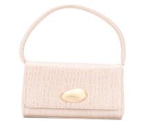Mini 'Baguette' Handtasche aus Leder