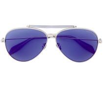 'Piercing' Pilotenbrille