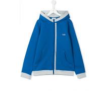 Sweatshirt in Colour-Block-Optik - kids