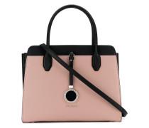 - hanging charm tote bag - women - Kalbsleder