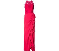- Kleid mit gerüschtem Schlitz - women
