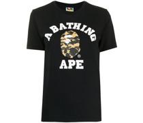 A BATHING APE® T-Shirt mit Logo