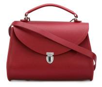 Handtasche mit Klappdeckel - women - Leder