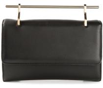 Handtasche mit Metalldetails