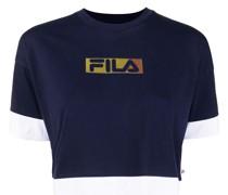 Fleur T-Shirt mit Hologramm-Logo