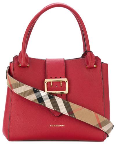 Spielraum Store Burberry Damen Handtasche mit Schnalle Wirklich Online-Verkauf Freies Verschiffen Hohe Qualität Marktfähig sBrCQsTqMY