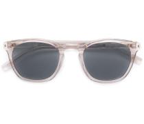 Semi-transparente Sonnenbrille