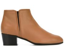 Chelsea-Boots mit niedrigem Absatz - women