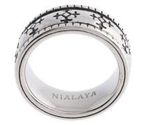 Emaillierter Ring