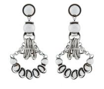 'Ajax' Ohrringe mit Ringdetails