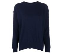Pullover mit Häkeldetails
