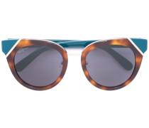 Klassische Cat-Eye-Sonnenbrille - women