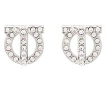'Gancini' Ohrringe mit Kristallen