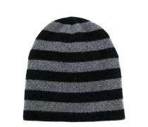 striped beanie